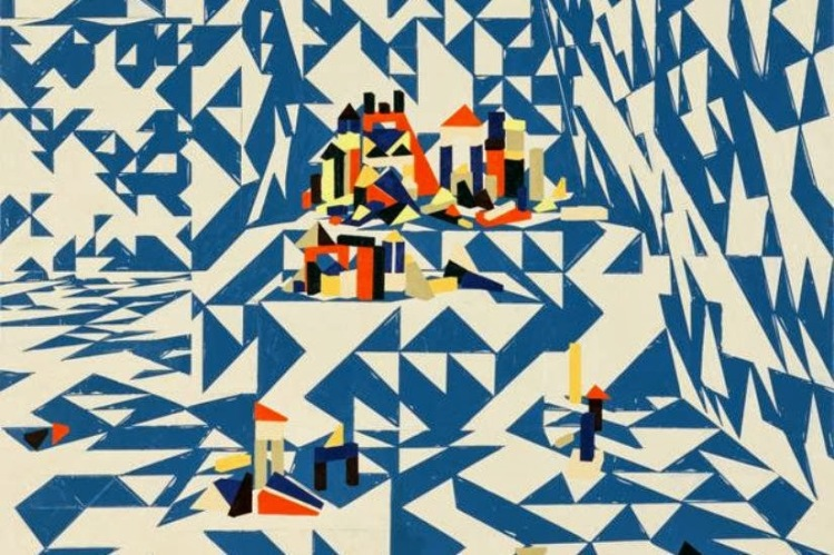 """Intuition et mathématiques, livre intuition, """"Modern Toys"""" par Farah Atassi ("""