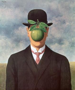 (Tableau de Magritte)