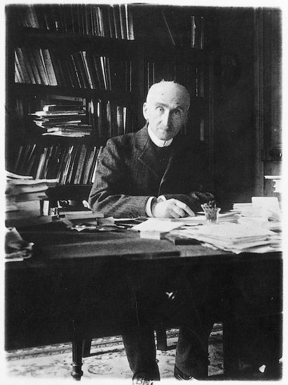 bergson intuition
