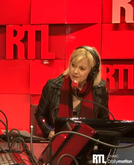 RTL Flavie Flament