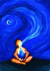 respiration consciente intuition