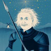 """L'intuition, """"la seule chose qui vaille au monde"""" pour Einstein"""