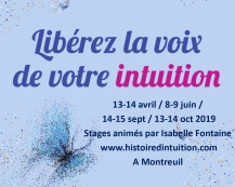 stage intuition isabelle fontaine 2019