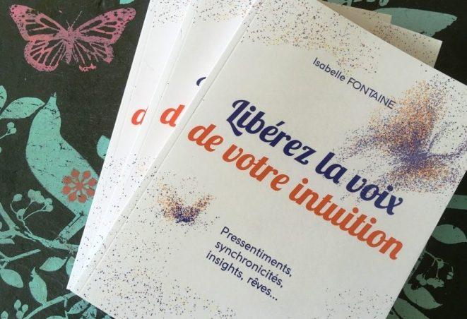 Libérez la voix de votre intuition, editions Eyrolles, Isabelle Fontaine