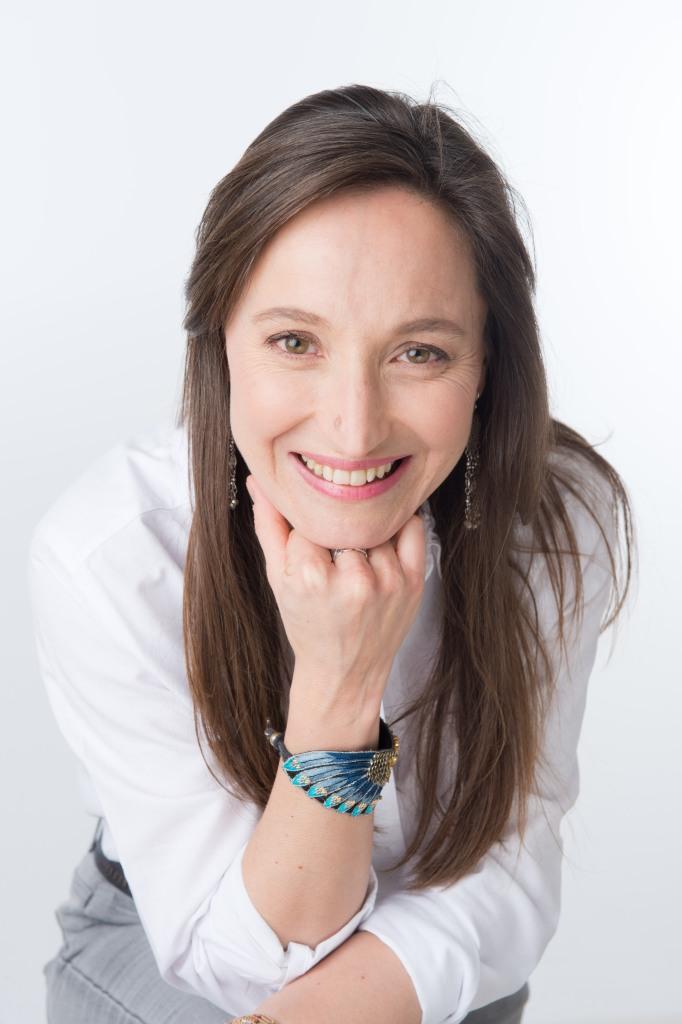 Isabelle Fontaine, auteure de développement personnel