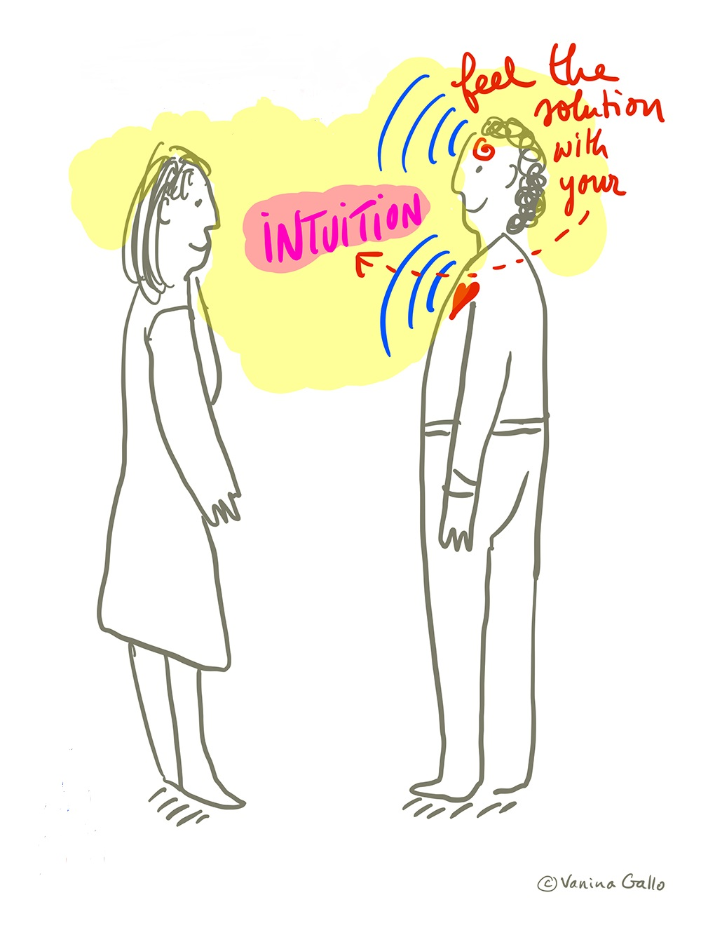 Stage Intuition Témoignages